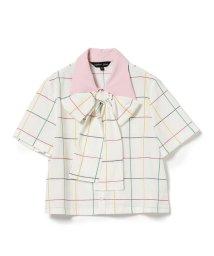BEAMS OUTLET/sister jane / Animalia Bow Shirt/502338408
