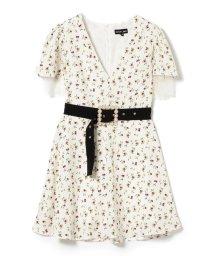 BEAMS OUTLET/sister jane / Cherry Mini Dress/502338418