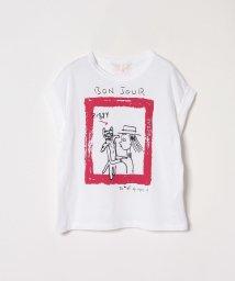 To b. by agnes b./W984 TS アーティストTシャツ/502357824