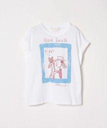 To b. by agnes b./W984 TS アーティストTシャツ/502357826