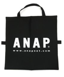 ANAP HOME/ANAPロゴシートクッションバッグ/502367282