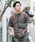 SENSE OF PLACE/Good wear 別注ピグメントルーズTシャツ/502369180