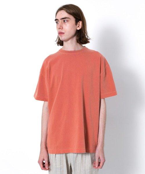 (別注)Good wear ピグメントルーズTシャツ