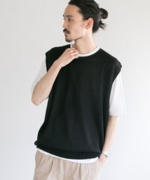 URBAN RESEARCH/R/L 7G KNIT VEST/502369263