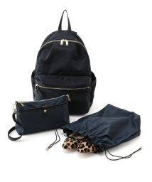 ROPE'/【19AW】デイパック&お財布バッグ&巾着ポーチの3点セット/502369359
