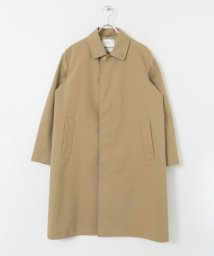 URBAN RESEARCH DOORS/UNIFY Stain Collar Coat/502369367