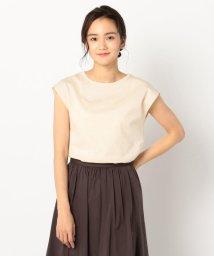 fredy emue/リネン混フレンチTシャツ/502359336