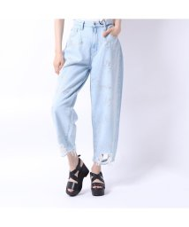 GUESS/ゲス GUESS JACQUELINE RELAXED DENIM PANT (ANTIGUA L.A.)/502368345