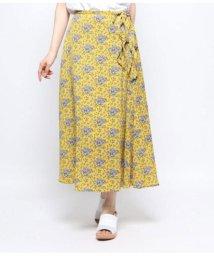 AULI/ラップ風スカート/502370001