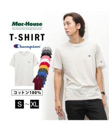 MAC HOUSE(men)/Champion チャンピオン プリントTシャツ C3-P300/502370671