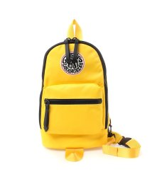 GUESS/ゲス GUESS ORIGINALS SLING BACKPACK (YELLOW)/502373292