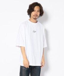 LHP/Clut/クルト/刺繍ビッグTシャツ/502373620