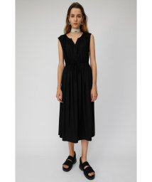 moussy/V NECK WAIST GATHER ドレス/502374286