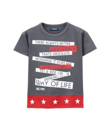 MAC HOUSE(kid's)/T-GRAPHICS アートストリート Tシャツ 19410802/502374576