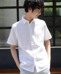 coen/パナマレギュラーカラーシャツ/502374750