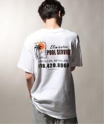 JOURNAL STANDARD relume Men's/ELIMINATOR/エリミネーター  SERVICE T-Shirt/502375507