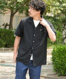 URBAN RESEARCH Sonny Label/イージーケア/サラサラオープンカラーシャツ/502375813
