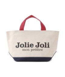 SUN BRAMND/Jolie Joli ジョリージョリ トートバッグ JJ-2018996 キャンバスバッグ PM [M] レディース/502352736