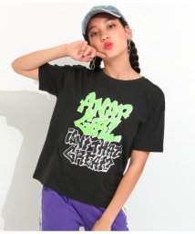 ANAP GiRL/グラフィティロゴTシャツ/502353423