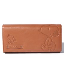 SNOOPY Leather Collection/長財布/502362961