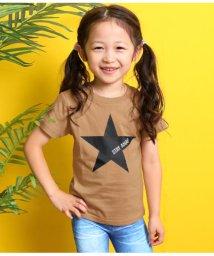 ANAP KIDS/星プリントロゴTee/502364046