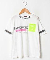 Lovetoxic/クリアポケットビックTシャツ/502367611