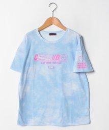 Lovetoxic/タイダイ肩あきTシャツ/502367613