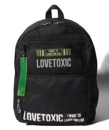 Lovetoxic/ボックスロゴポーチつきDパック/502367615