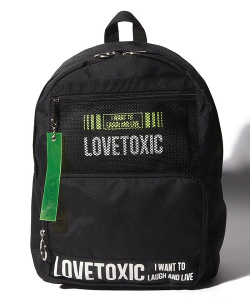 Lovetoxic(ラブトキシック)/ボックスロゴポーチつきDパック/8392405