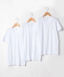 DIESEL/DIESEL(apparel) 00SPDM 0AALW 100 T-shirt 3 pack/502371207