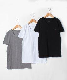 DIESEL/DIESEL(apparel) 00SHGU 0JAQX E3843 T-shirt 3 pack/502371209