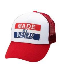 MAC HOUSE(men)/DISCUS メッシュキャップ 14278319-/502374565