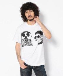 UNCUT BOUND/【別注】STRANGE TRIP(ストレンジトリップ)  PROFESSIONAL Tシャツ/502376104