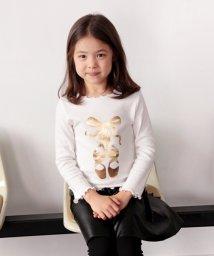 Rora/Rora バレエシューズ プリントTシャツ (2color)/502377746