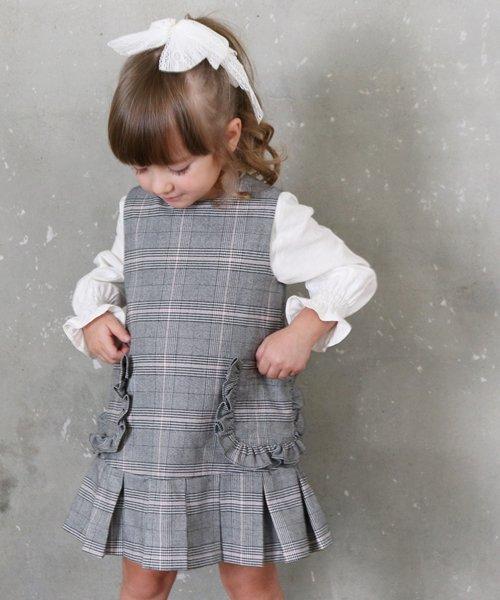 Rora(ローラ)/Rora マノン ジャンパースカート100/10006044