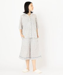 SHIPS Days/VILLOND(ヴィヨン):フラワープリント半袖パジャマ WOMENS/502378218