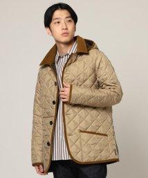 BEAMS MEN/Traditional Weatherwear × BEAMS / 別注 WAVERLY フーディー/502378689