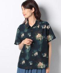 axes femme/ハワイアンプリントシャツ/502371253