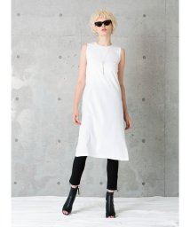 MIELIINVARIANT/Long Slit Dress TS  /502378094