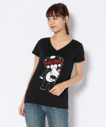 RoyalFlash/TANTA/タンタ/TANTA×KITTY TEE GIRL/タンタ×ハローキティ Tシャツ/502378799