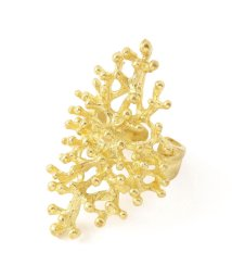 UNCUT BOUND/【BEAUTY BYME/Art Piece】ISTANBUL Adjustable Ring/502378808