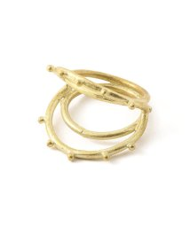 UNCUT BOUND/【BEAUTY BYME/Art Piece】ISTANBUL Adjustable Ring/502378810