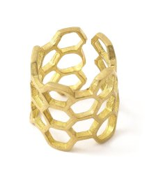 UNCUT BOUND/【BEAUTY BYME/Art Piece】ISTANBUL Adjustable Ring /502378811