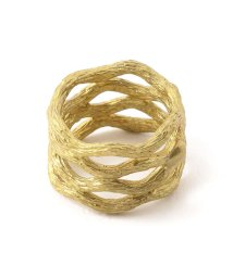 UNCUT BOUND/【BEAUTY BYME/Art Piece】ISTANBUL Adjustable Ring /502378812