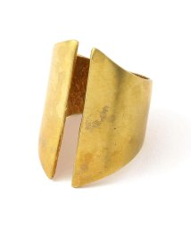 UNCUT BOUND/【BEAUTY BYME/Art Piece】ISTANBUL Adjustable Ring /502378820