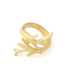 UNCUT BOUND/【BEAUTY BYME/Art Piece】ISTANBUL Adjustable Ring/502378826