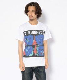 UNCUT BOUND/STRANGE TRIP(ストレンジトリップ)  A KING HEAD Tシャツ/502378851