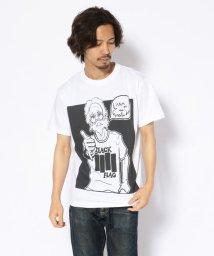 UNCUT BOUND/STRANGE TRIP(ストレンジトリップ)  BOBBY Tシャツ/502378852