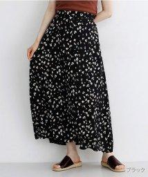merlot/【TVドラマ着用】くるみボタンAラインスカート/502380098