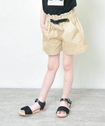 RADCHAP/【プチプラ】ベルト付ショートパンツ(90~140cm)/502381708